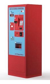 Автоматический терминал оплаты Card