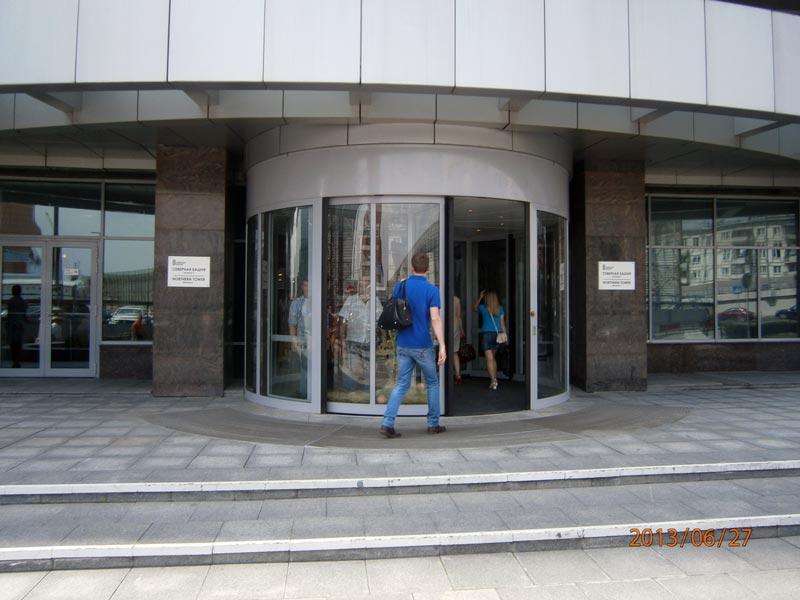 Автоматические двери квв