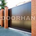 Автоматические уличные ворота Doorhan