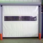 Высокоскоростные автоматические рулонные ворота