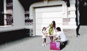 Конструкция гаражных ворот DoorHan серии RSD01