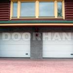 Гаражные ворота Doorhan для гаража
