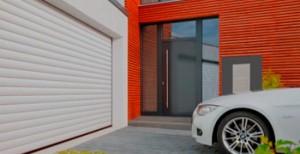 Рулонные гаражные автоматические ворота Hormann rollmatic