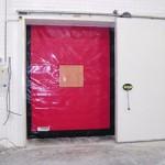 Автоматические скоростные промышленные ворота Дайнеко М2, Freezer Dynaco-m2