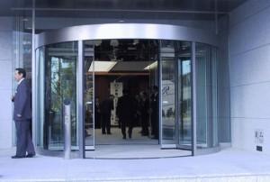 Револьверная дверь KBB Doors КА