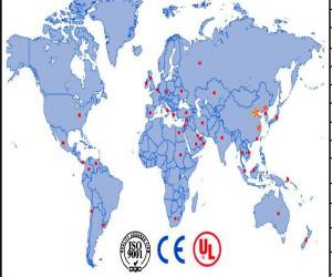 Мировой экспорт автоматических дверей KBB