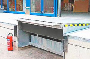Уравнительные платформы Алютех ремонт