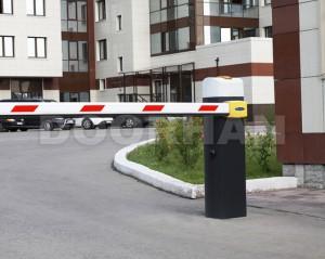 Базовые комплектации шлагбаумов Дорхан