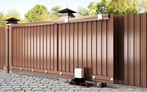 Стоимость ремонта автоматических ворот Doorhan,цены