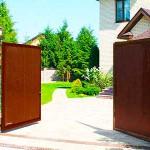 Сервисное обслуживание откатных ворот - стоимость